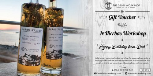 Hierbas Workshop Gift Voucher