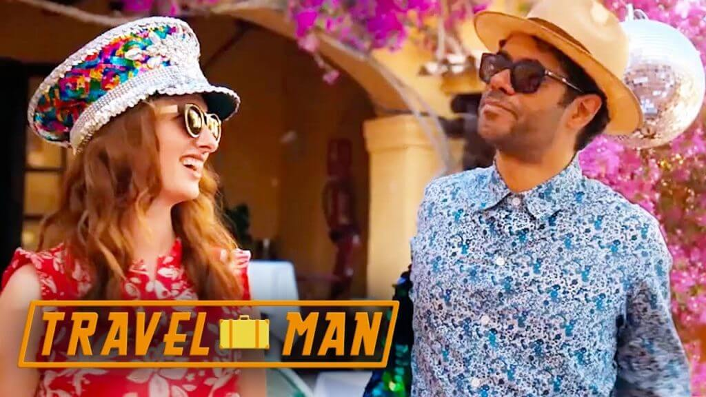 Travel Man on Channel 4 (UK)